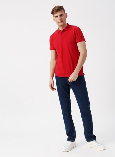 Lee&Wrangler Tişört Kırmızı